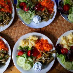 Veganes Essen in Bio-Qualität
